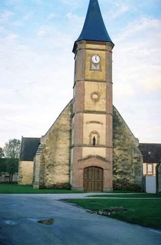 Gournay-le-Guérin - Eglise Saint-Lambert