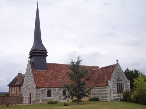 Gouttières - Eglise Notre-Dame