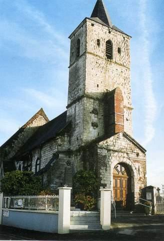 Gouy-Saint-André - Eglise Saint-Martin
