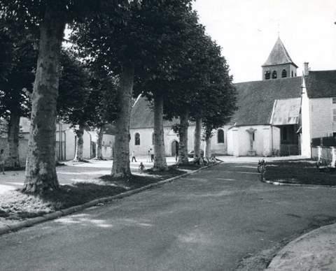 Gyé-sur-Seine - Eglise Saint-Germain