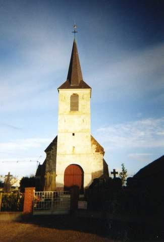 Héricourt - Eglise Saint-Léger