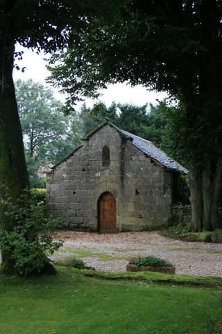 Saint-Cirgues-de-Malbert - Chapelle de la commanderie de l'hôpital