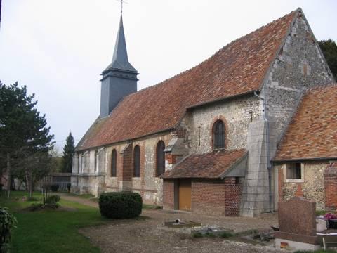 Nivillers - Eglise Saint-Lucien