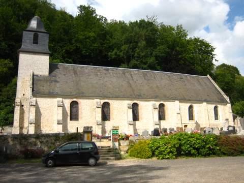Saint-Pierre-du-Val - Eglise