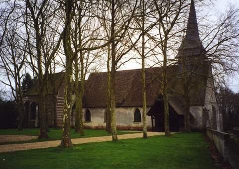 Illiers-l'Evêque - Eglise Notre-Dame