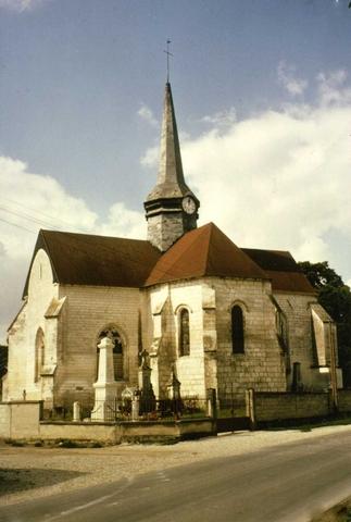 Isle-Aubigny - Eglise Saint-Martin