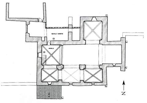 Laguépie - Eglise Notre-Dame de Puech-Mignon