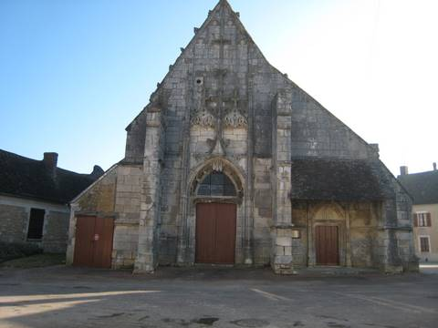 Lainsecq - Eglise Saint-Martin