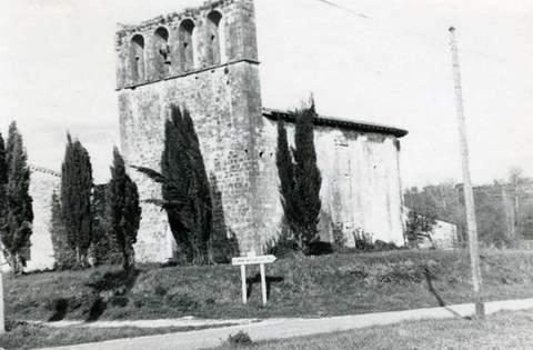 Laussou - Eglise Saint-Pierre