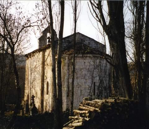Lauzerte - Eglise Saint-Sernin du Bosc