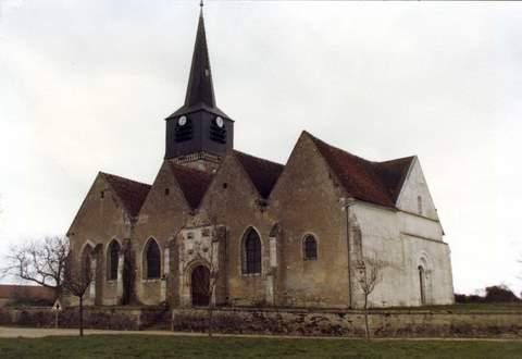 Lignières - Eglise Saint-Martin