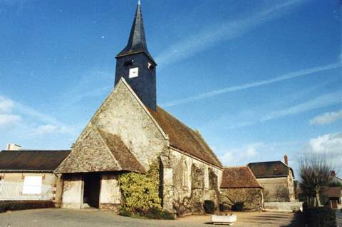 Logron - Eglise Saint-Martin