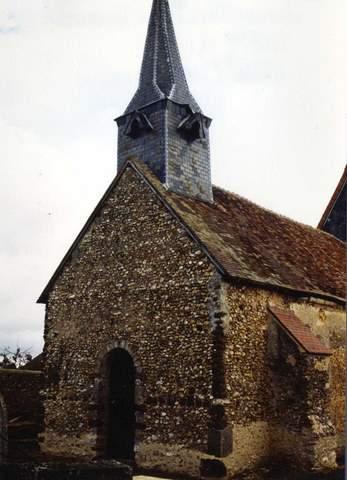Louvilliers-en-Drouais - Eglise Saint-Léger