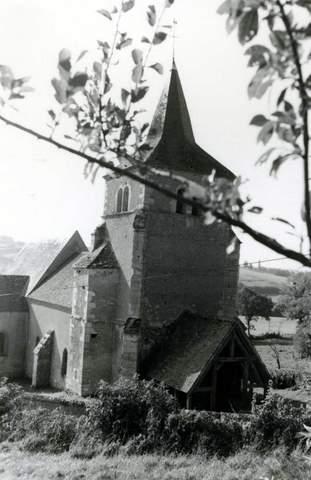 Magny-Lormes - Eglise de la Sainte-Trinité