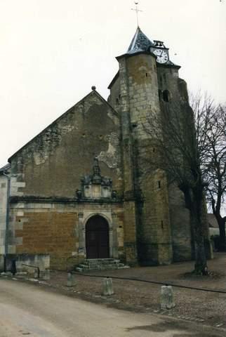 Maison-Dieu La - Eglise Saint-Jean-Baptiste