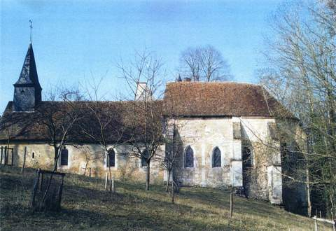 Maison-Maugis - Eglise Saint-Nicolas