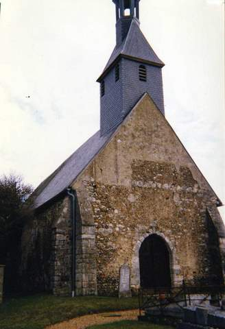 Marchezais - Eglise Sainte-Madeleine