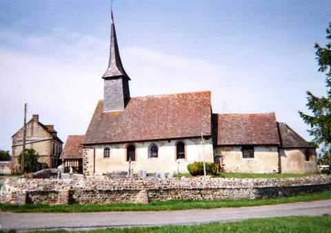 Marnefer - Eglise Saint-Laurent