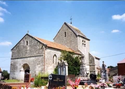 Mathons - Eglise