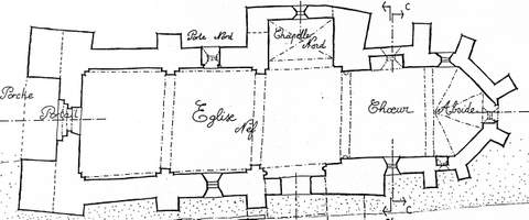Molezon - Eglise