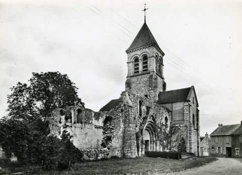 Montchauvet - Eglise Sainte-Madeleine