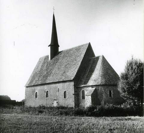 Montfort-le-Gesnois - Eglise Notre-Dame de Saussay