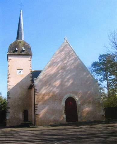 Montreuil-le-Henri - Eglise Notre-Dame