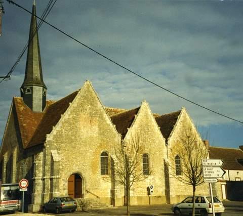 Moriers - Eglise Notre-Dame