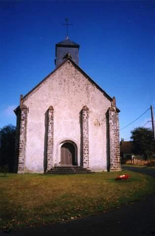 Morvilliers - Eglise Saint-Denis
