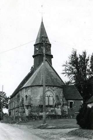 Neuville-d'Aumont La - Eglise Saint-Nicolas