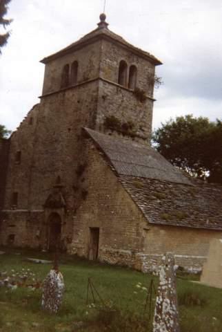 Orgelet - Eglise Notre-Dame-de-l'Assomption à Sézéria