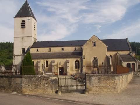 Châteauvillain - Eglise Notre-Dame de la Nativité de Créancey