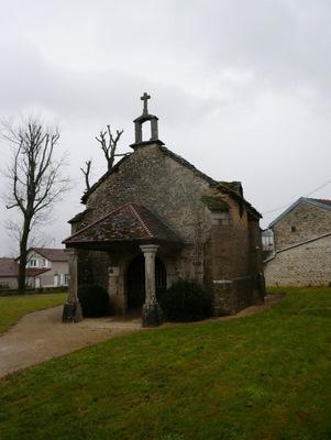 Châteauvillain - Chapelle de la Trinité