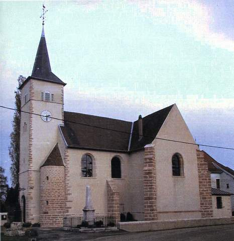 Peintre - Eglise Saint-Sébastien