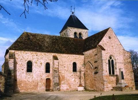 Périgny-la-Rose - Eglise Saint-Remy
