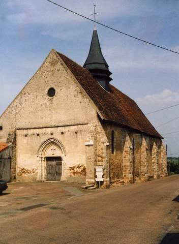 Perreux - Eglise Notre-Dame-et-Saint-Roch