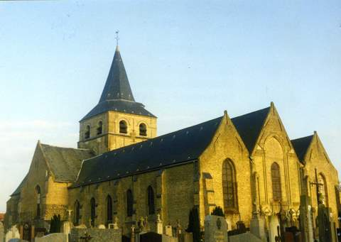 Pitgam - Eglise Saint-Folquin