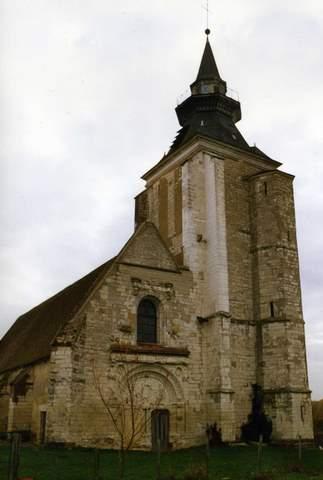 Poilly-sur-Tholon - Eglise Saint-Germain