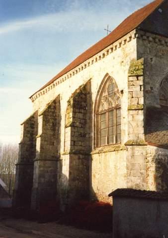 Potangis - Eglise Saint-Martin