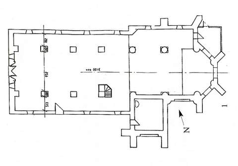 Querrieu - Eglise Saint-Gervais-Saint-Protais