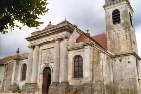 Reynel - Eglise Notre-Dame de l'Assomption