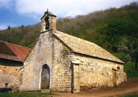 Rosay - Chapelle Saint-Jean de Graveleuse