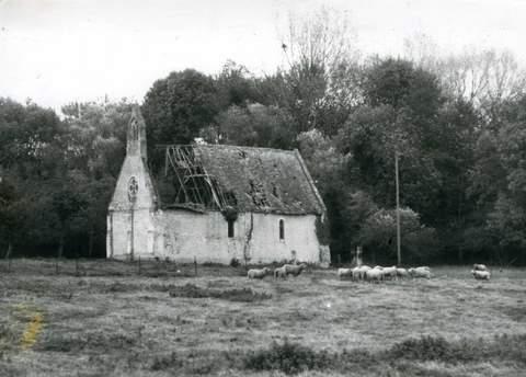 Rots - Chapelle Notre-Dame de l'Ortial
