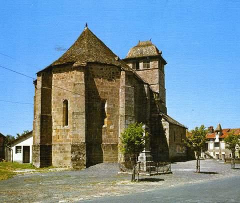 Rouffiac - Eglise Saint-Jean-et-Saint-Martin