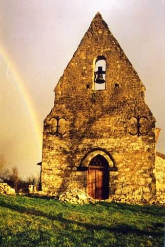 Saint-Eutrope-de-Born - Eglise Notre-Dame