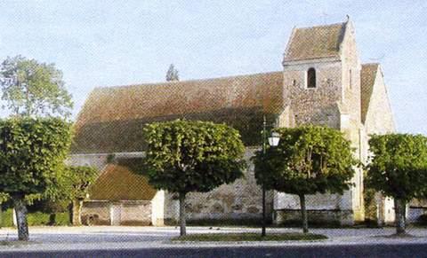 Saint-Hilaire-sur-Yerre - Eglise Saint-Hilaire