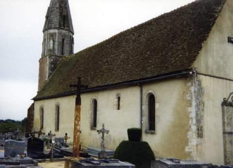 Saint-Jean-de-la-Forêt - Eglise Saint-Jean