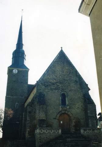 Saint-Michel-de-Chavaignes - Eglise Saint-Martin