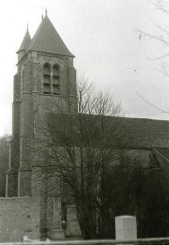 Sainte-Mesme - Eglise Sainte-Mesme