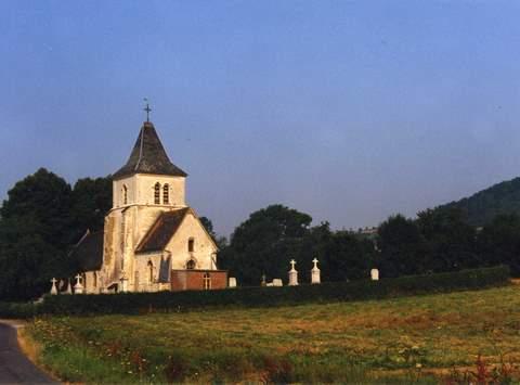 Sanghen - Eglise Saint-Martin